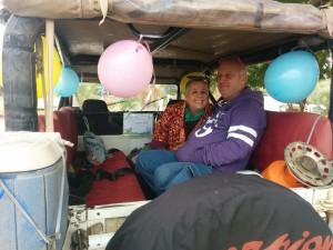 חגיגת יום הולדת בטיול ג׳יפים