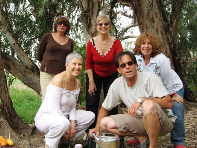 אירועים פרטיים יחודיים בטבע עם הג'פים של פלגי בזלת